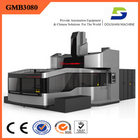 GMB3080 Reliable cutter milling machine 3 in 1 lathe drilling and milling machine