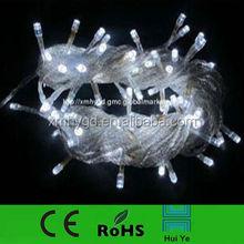 AC220 1.66 /1.44 Wire 3m 10m 15m 100 led string light/christmas light
