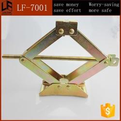 high quality automatic tools 12v electric car jack scissor screw jack