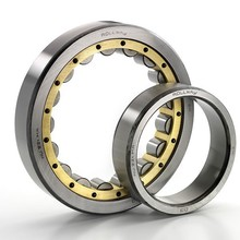 Brass cage single row cylindrical roller bearings made in China
