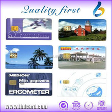 Full Color Customized Printed PVC Card Printing, PVC Plastic Cards
