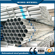 low price product galvanized steel tubes / pipes chinese building materials