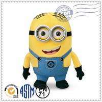 Factory direct sale New design minion plush,minion toy,minion