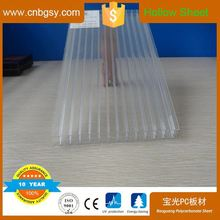 Best Quality Long Life Span Polycarbonate Greenhouse Roofing