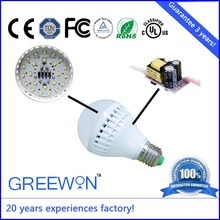 Flicker Free e27 led bulb light led light