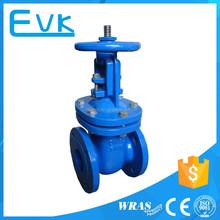 6 inch water iron gate valve