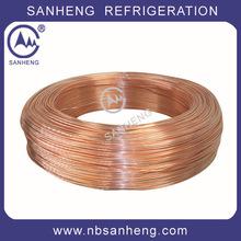 Good Quality Inner Grooved Copper Tube Copper Capillary Tube