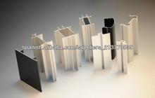prefile de aluminio