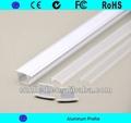 qualidade superior extrudado LED difusor tira para o perfil de alumínio LED ebay china
