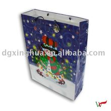 2013 Christmas gift packaging paper bags