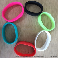 12colors available silicone pocket bands bracelet