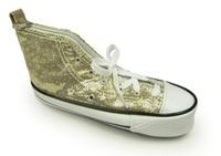 promotional shoe shaped bag/pencil case/holder