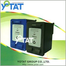Remanufactured inkjet cartridge for HP 21 HP 21 XL HP 22 XL C9351A HP 22 C9352A