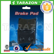 Factory direct sale disc brake pads for bajaj pulsar low price