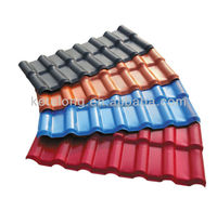 asa coated upvc roof tile