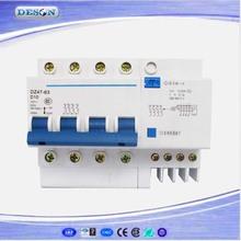 C45L MCB Mini Circuit Breaker,4 Pole Earth Leakage Circuit Breaker,MCB 6A 10A 16A 20A 25A 32A 40A 50A 63A