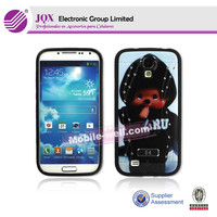factory price pc+tpu mobile phone case for samsung S4 i9500 protector caso
