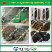 ISO & CE Client highly speaking Factory outlet Wood briquette machine that makes sawdust to briquette