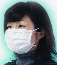 High performance layered mask with antibacterial copper cloth for medical instrument