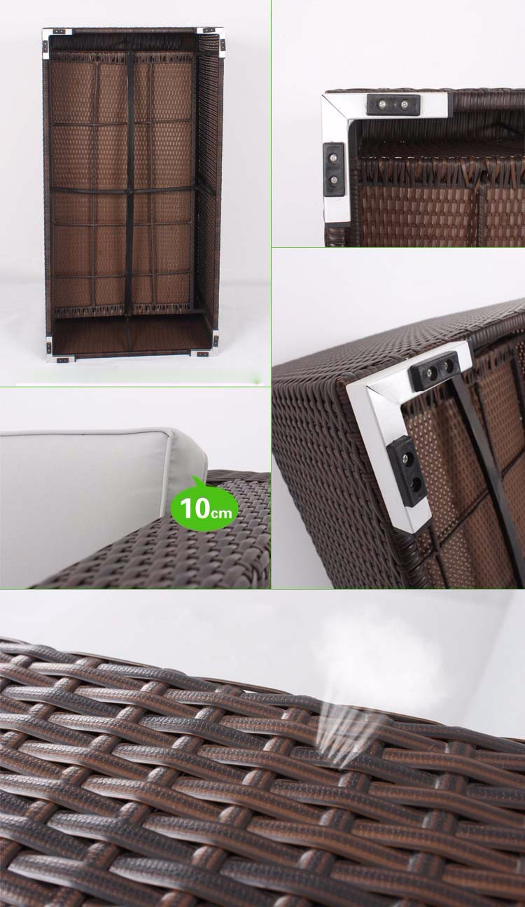 Twee seat kopen sofa uit china divan rotan alibaba moderne meubels ...