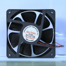 large airflow brushless 12v dc cooling fan for ps3 and computer