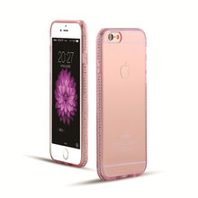 2015 new model cover for iphone 6 gradual tpu cover