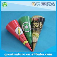 Paper cone cups