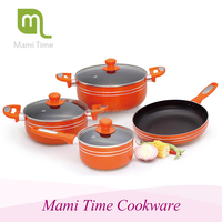 2015 hot sale mami time mami time prima cookware with high quality
