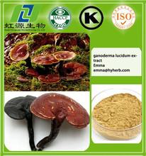 Health food anti-cancer /natural herbal reishi mushroom extract/ganoderma lucidum extract