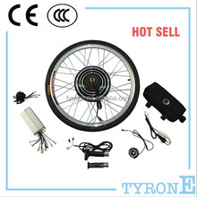 31 - 60 km Range per Power and Brushless Motor folding electric bike kit/electric bike lithium battery kit