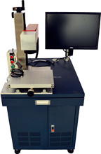 China Cheap Permanently Mark Tools 20W Fiber Laser Marker Machine for Metal and Plastic