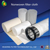 Polyester PPS Nomex dust collector nonwoven Needle felt filter cloth