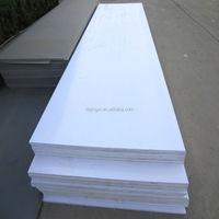 white pvc sheet thickness 1mm 2mm 3mm 5mm 8mm