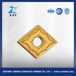 China factory supply 2 cutting edges single hole tungsten carbide insert in Brazil