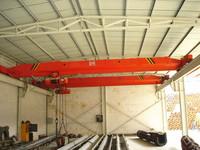 Top quality LD Electric Single Girder Overhead Crane/Bridge crane 1-20 ton capacity for sale