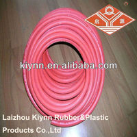 High performance air conditioning rubber hose air flexible intake hose for car parts