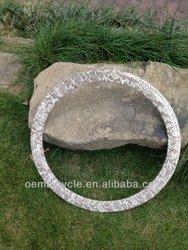 700C Aluminum alloy hot sale Serpentinite color bicycle wheel rim