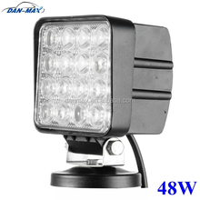 Super Quality Lightness LED Working Light 48W LED Lamp With CE Certification