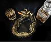 Dragon figurine Polyresin ashtray Other gift & crafts Dragon ashtray for talbe decoration