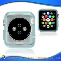 Colorful TPU Gel Case for Apple Watch 38mm 42mm