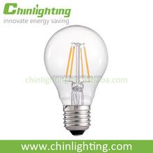 Bulb Lights Item Type and CE,EMC,LVD Certification Led filament bulb A60