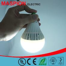 LED emergency bulb 7W rechargeable 4000K/6500K LED emergency lamp