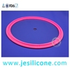 Customized wear resistant silicone rubber seal ring