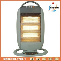 grey halogen heat stream heater