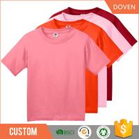 OEM O-neck short sleeve man t-shirt 180gsm