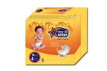 Premium top quality kids my lil star baby dry diapers