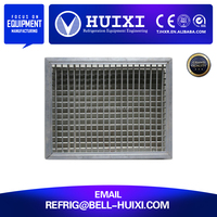 Wall mounted return air filter grille in the best quality