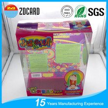 Gift Toy application clear plastic packaging can see the product
