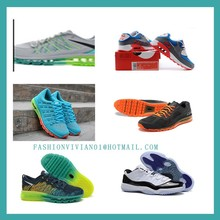 2015 fashion new hotsale men used cheap branded air sports shoes