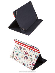 """2015 New Exclusive Design 8"""" Printed Universal Tablet Case Cover"""